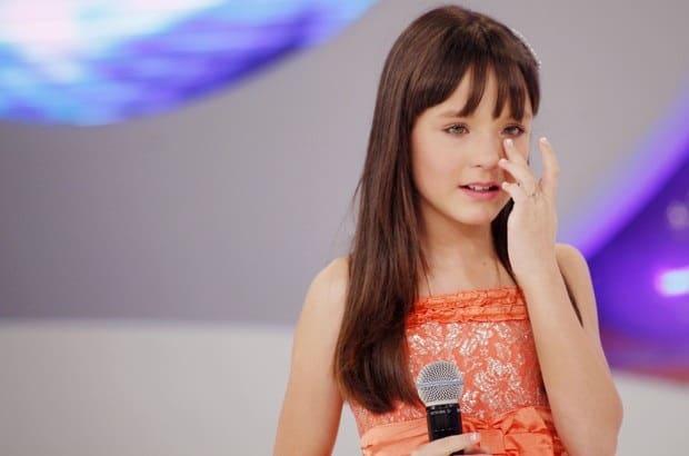 Larissa Manoela será protagonista de nova novela do SBT