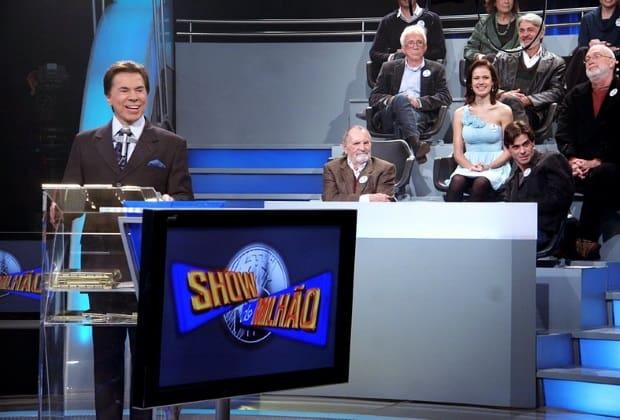 """""""Show do Milhão"""", consagrado por Silvio Santos, fica à espera de """"melhor momento"""" para estrear."""