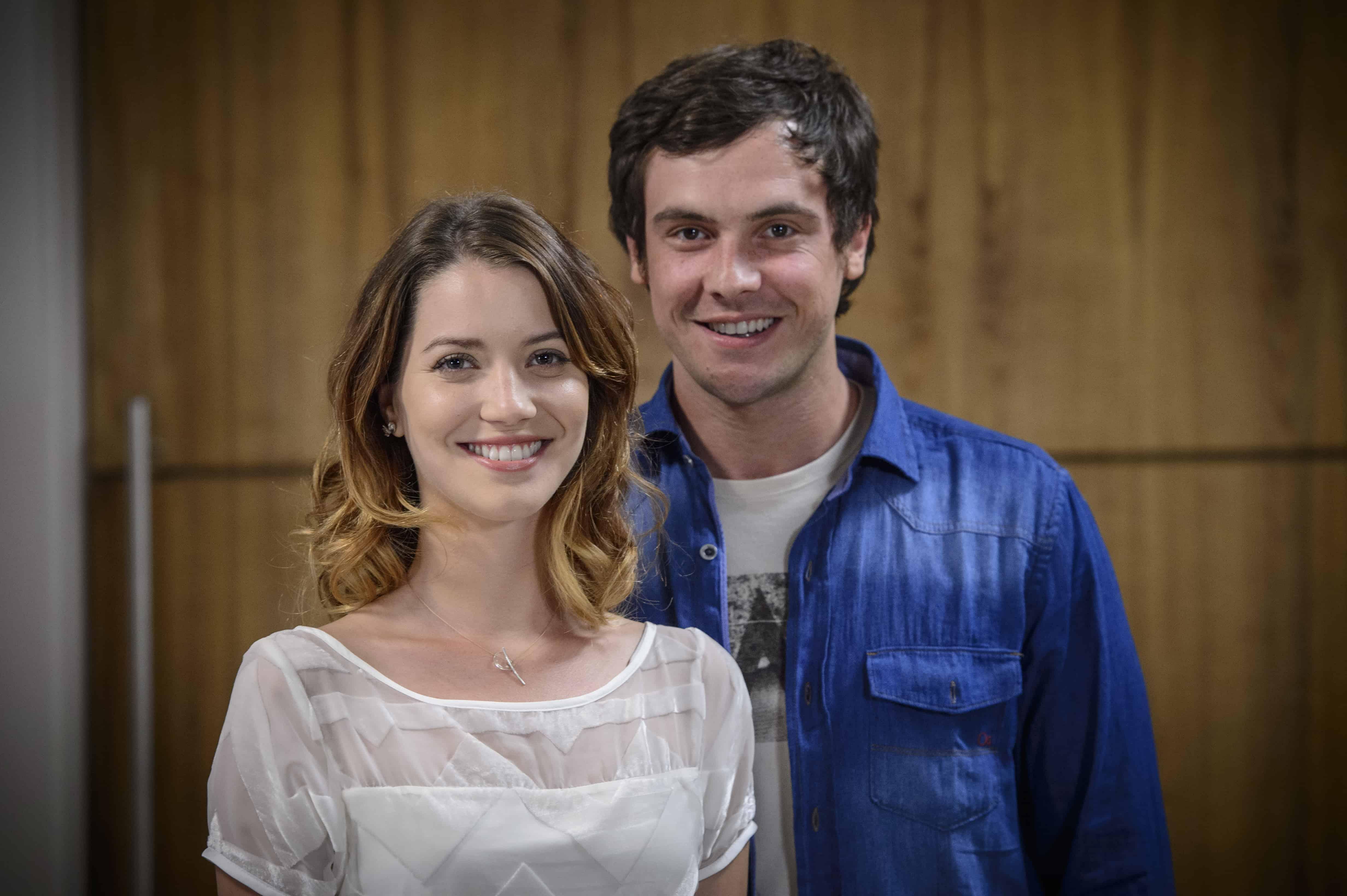 Nathalia Dill e Sérgio Guizé terminam namoro de dois anos