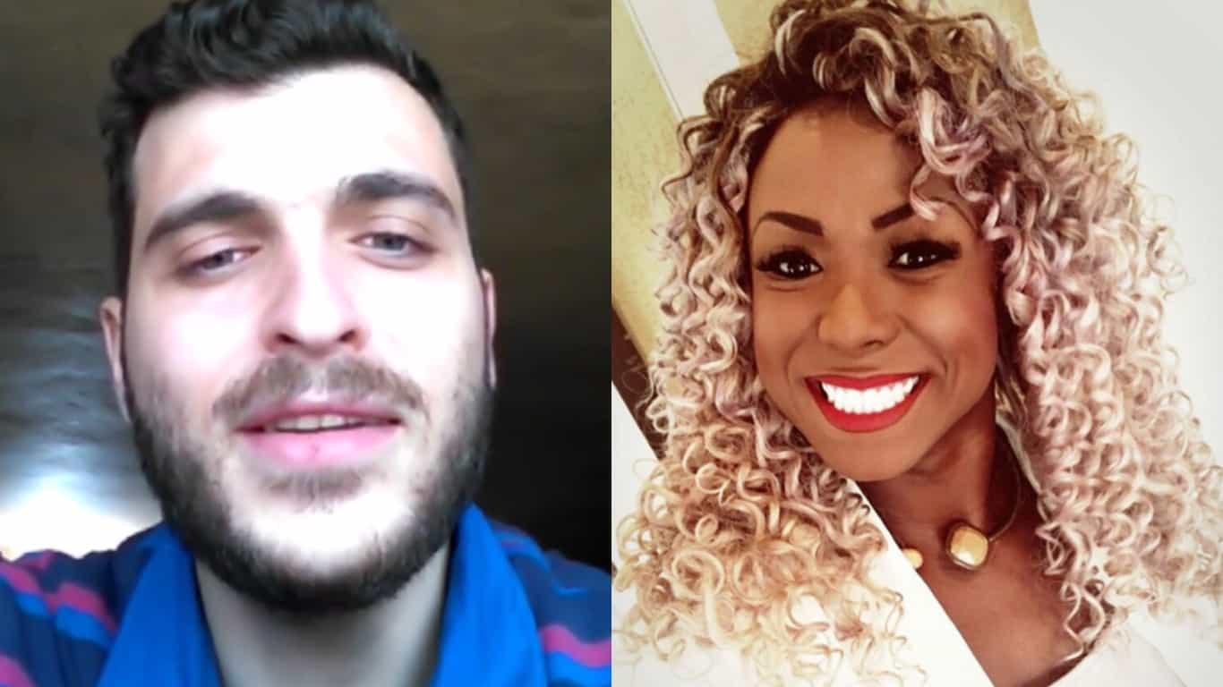 BBB 16: Libanês vem ao Brasil para conhecer Adélia: Estou solteira  #015FCA 1366x768 Banheiro Bbb