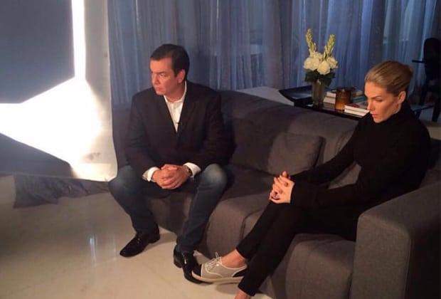 """Ana Hickmann fala ao """"Domingo Espetacular"""" sobre atentado em hotel"""