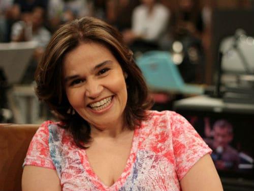 Claudia Rodrigues está internada há três meses tratando de esclerose