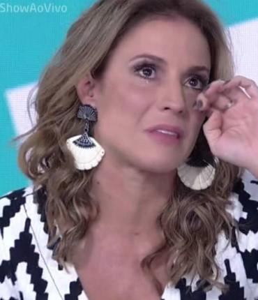 Globo some com Maíra Charken, mas