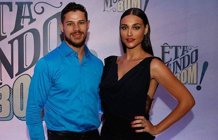 Atores Débora Nascimento e José Loreto anunciam gravidez