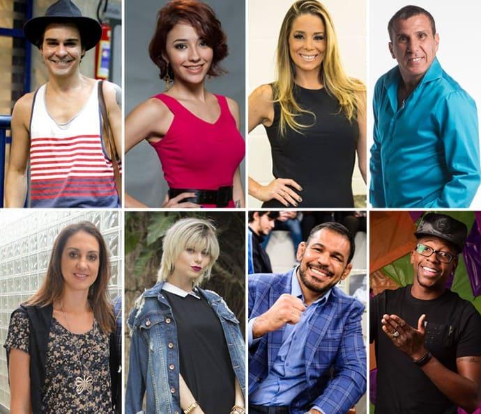 Conheça o elenco do SuperChef Celebridades 2016, do Mais Você