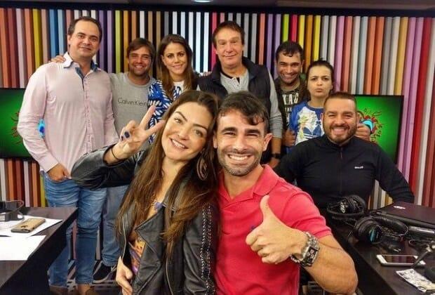 Laura Keller e Jorge Sousa falam sobre vitória no Power Couple Brasil O choro é livre