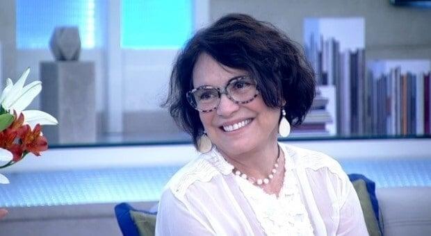 """Em """"Tempo de Amar"""", Regina Duarte viverá cafetina que encanta fazendeiro vivido por Tony Ramos."""