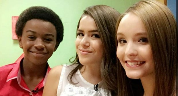Trio de atores mirins fatura até R$ 70 mil por mês no SBT
