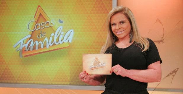 Audiências da TV (2507) Com mulher ciumenta, Casos de Família vence a Record