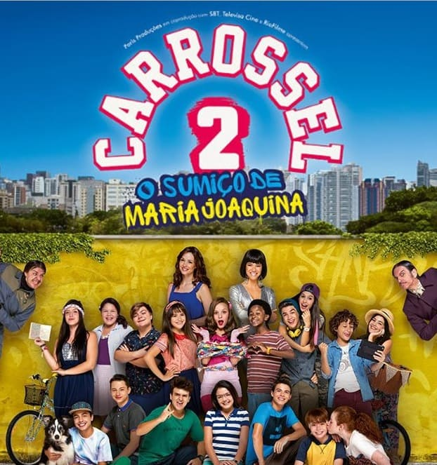 """Exibição de """"Carrossel 2: O Sumiço de Maria Joaquina"""" impulsionou os índices de """"Cine Espetacular""""."""