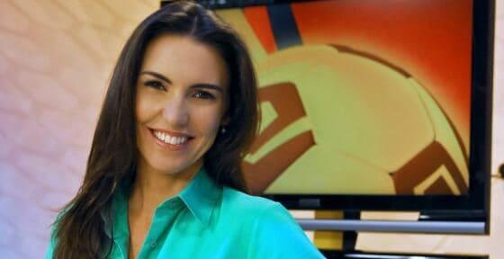 Glenda Kozlowski estreia como narradora na Olimpíada do Rio de Janeiro