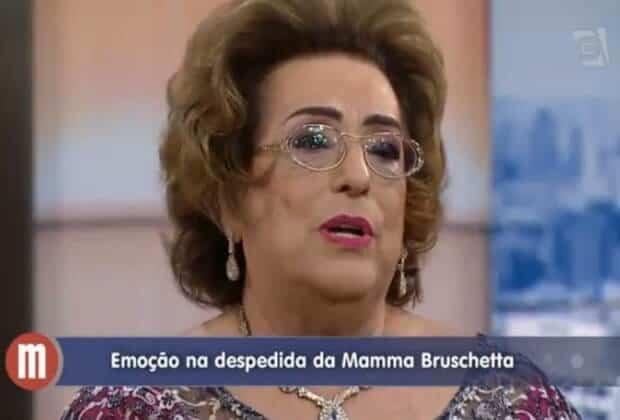 Mamma Bruschetta se despede do Mulheres e afirma Ninguém puxou o meu tapete!