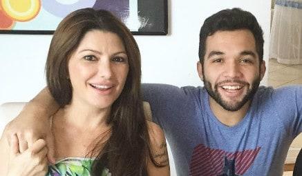 """Nasce filho de Antonia Fontenelle e Jonathan Costa: """"Já chegou sorrindo"""""""