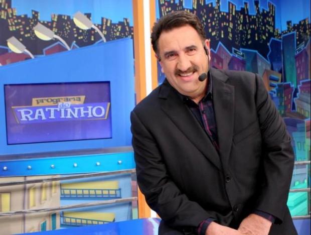 """No PNT, """"Programa do Ratinho"""" bateu a Record pelo 19º mês consecutivo."""