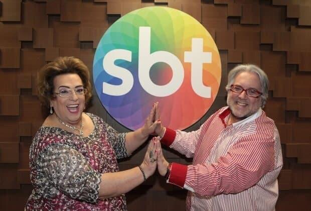 SBT anuncia contratação de Mamma Bruschetta e Leão Lobo; estreia acontece na segunda-feira