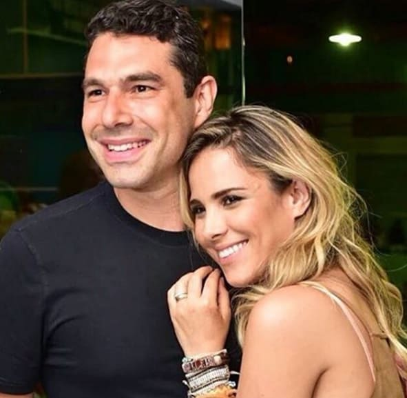 Casamento de Wanessa Camargo e Marcus Buaiz está em crise, diz jornal