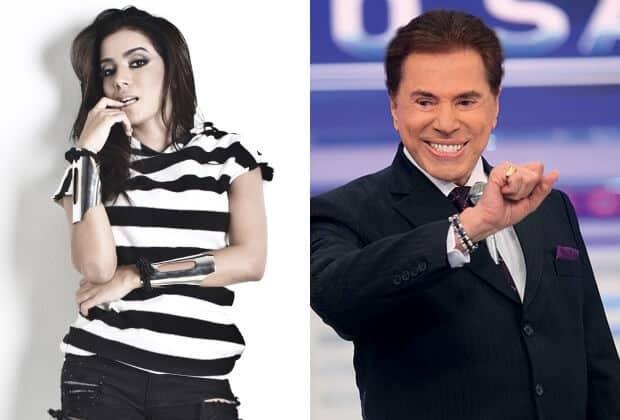Anitta pode encerrar Teleton ao lado de Silvio Santos