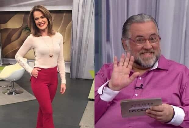 Apresentadora da Gazeta explica saída de Leão Lobo Decidiu seguir um novo caminho
