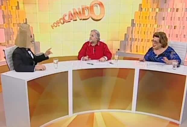 Fofocando estreia com Homem do Saco e Larissa Manoela