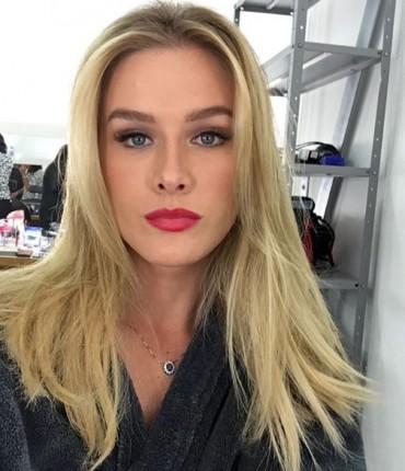 "Internautas se irritam com Fiorella Mattheis após post sobre aeroporto em Goiás: ""Ridícula"""