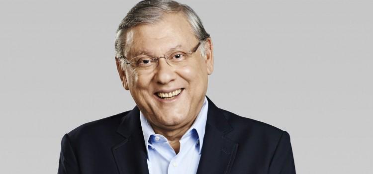 Milton Neves se confunde e anuncia programa da RedeTV!