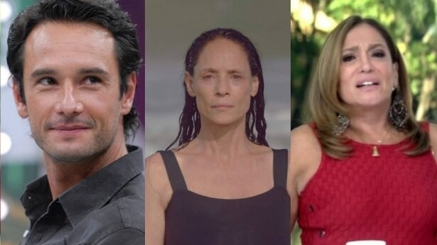 """Rodrigo Santoro diz que não conhece Sonia Braga e Susana Vieira dispara: """"Deveria ter sido mais gentil"""""""