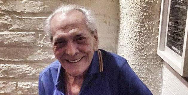 Aos 89 anos, Lúcio Mauro está internado em hospital do Rio de Janeiro