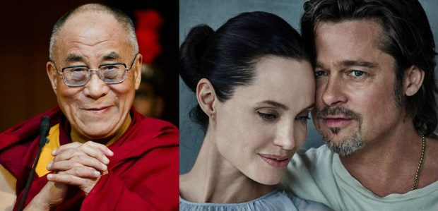 Dalai-Lama-comenta-separação-de-Angelina-Jolie-e-Brad-Pitt-Triste-620x348