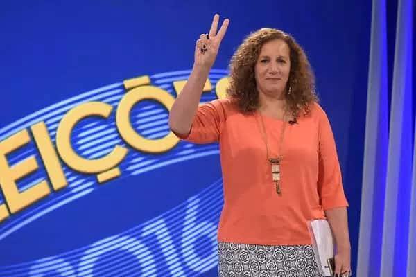 Jandira Feghali fala da Globo e recebe resposta de Ana Paula Araújo ao vivo