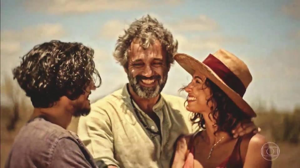 Globo exibe última cena de Domingos Montagner em Velho Chico 1