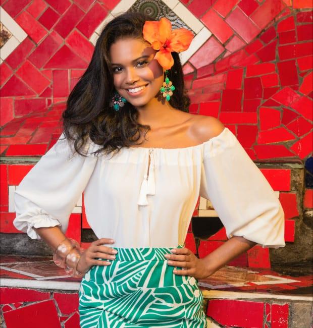Joana não foi idealizada para ser negra, consegui pelo meu desempenho, revela Aline Dias