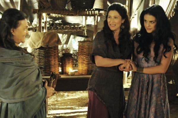 Aruna fica surpresa ao cair em história contada por Adara