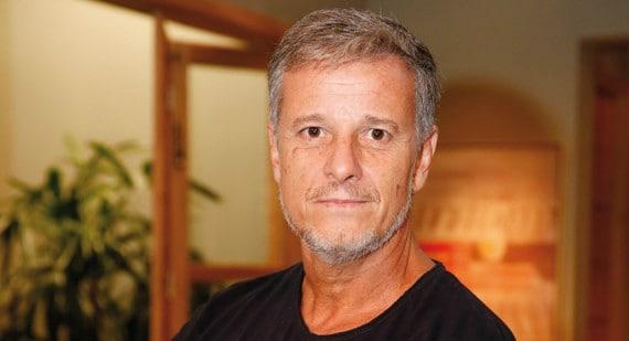 """Marcello Novaes se recusa a ver o horário político: """"Não acredito em nada do que eles falam"""""""
