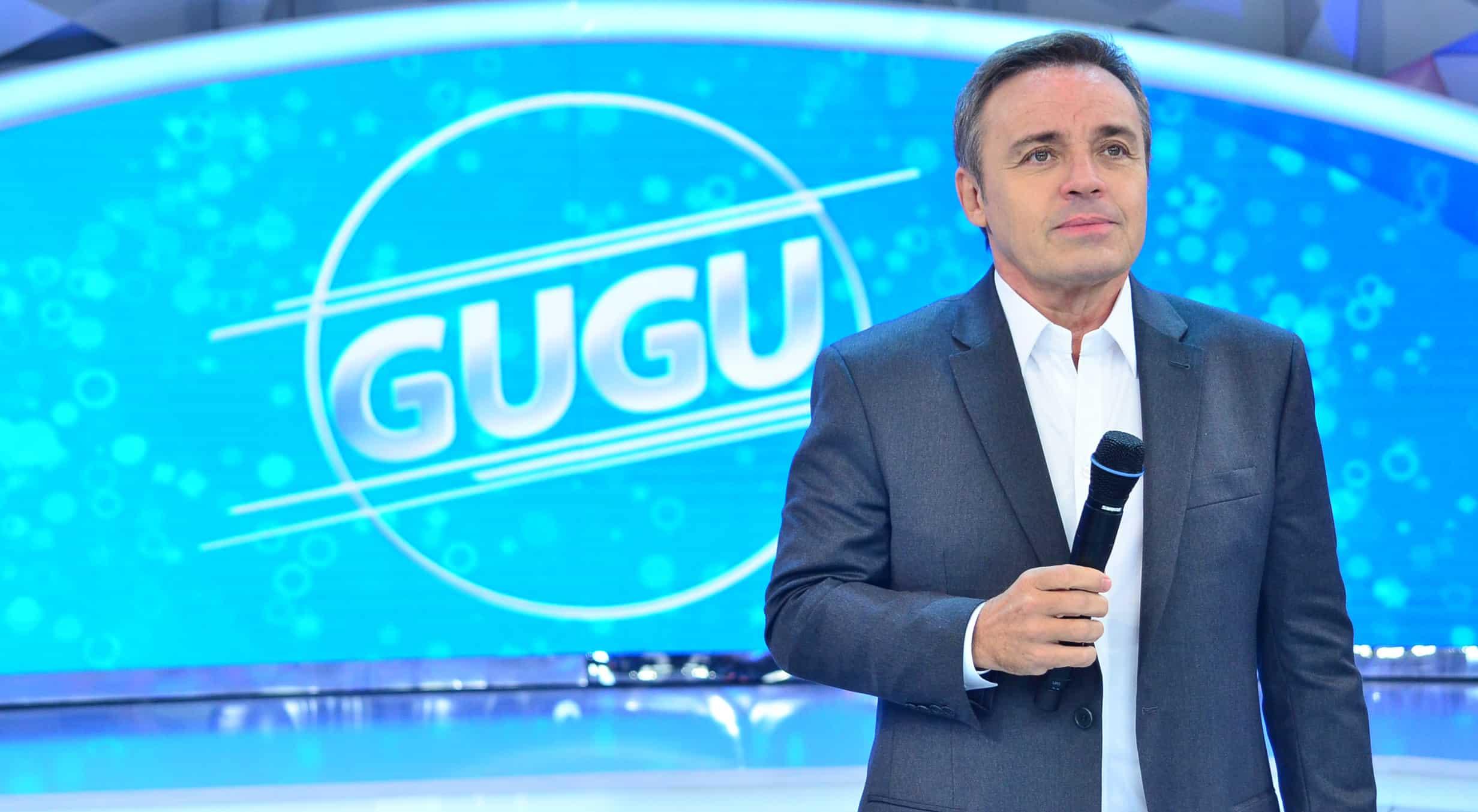 Record aguarda decisão de Gugu Liberato para renovar contrato