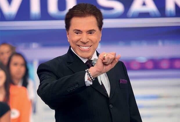 Silvio Santos cancela viagem e marca gravação no SBT