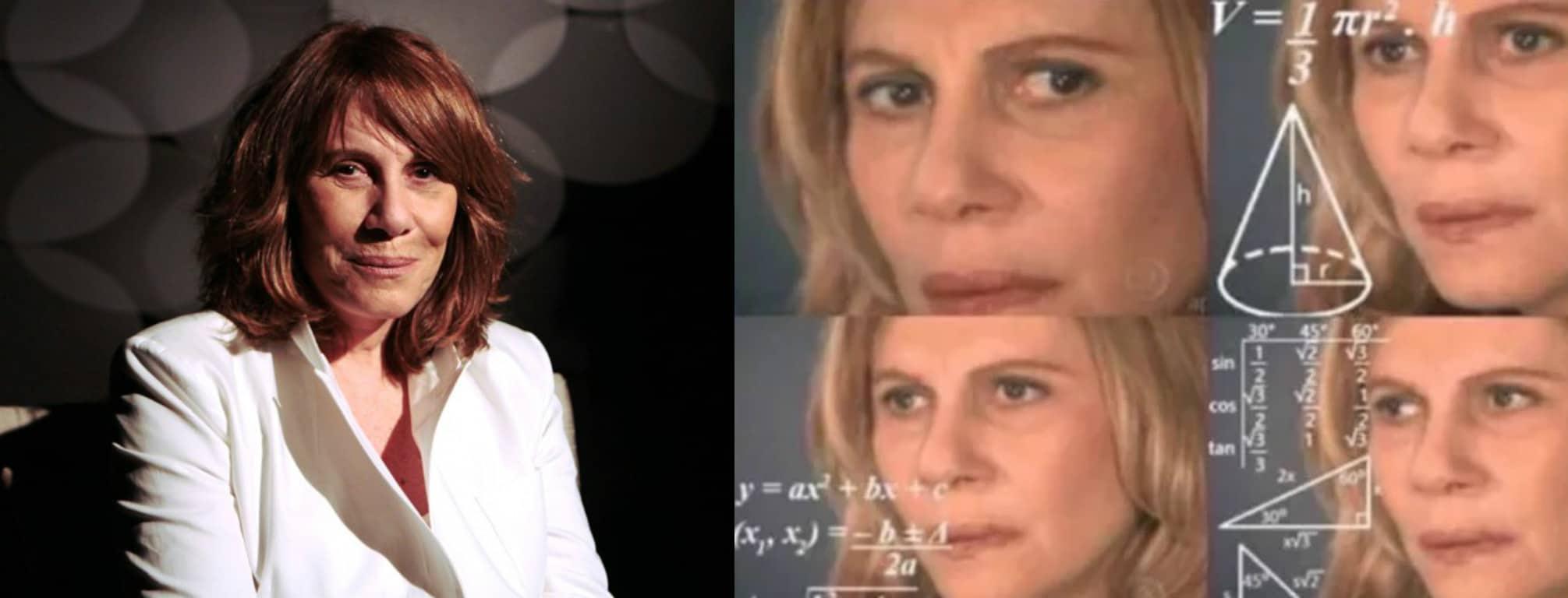 Renata Sorrah se surpreende com memes internacionais de Nazar%C3%A9 N%C3%A3o sabia renata sorrah se surpreende com memes internacionais de nazaré \u201cnão