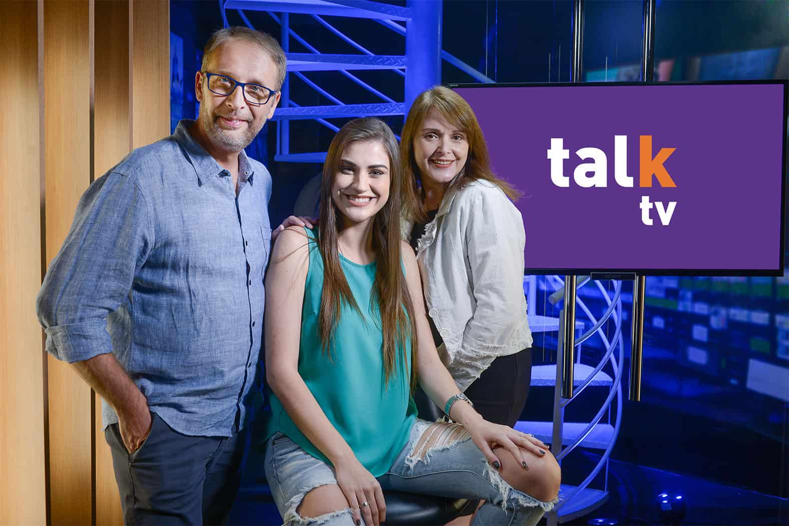 Apresentadores_Talk TV