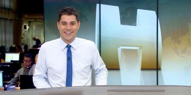 """Evaristo Costa anuncia saída do """"Jornal Hoje"""" e alega cansaço; saiba quem pode substituí-lo"""
