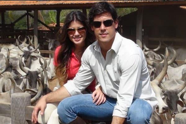 Paula Fernandes anunciou que terminou o noivado com o dentista Henrique do Valle