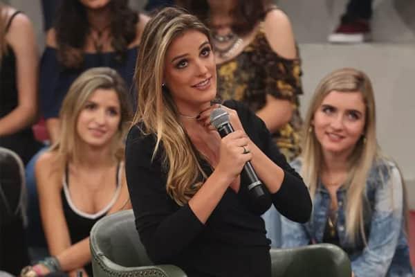 """Rafa Brites conta que foi Ana Maria Braga que a contratou para o """"Mais Você"""""""