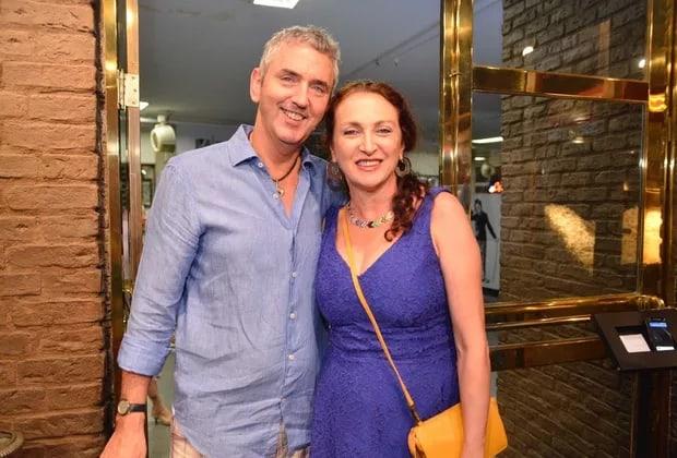 Carlota Joaquina da Globo, Debora Olivieri conheceu futuro marido no Tinder