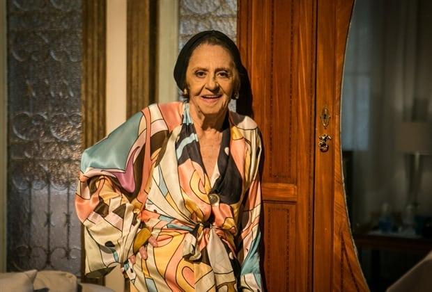"""Aos 89 anos, Laura Cardoso é escalada para """"O Outro Lado do Paraíso"""""""