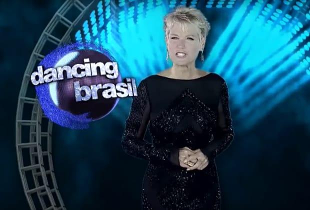 """Xuxa Meneghel aparece nas primeiras chamadas do """"Dancing Brasil"""" alfinetando a Globo"""
