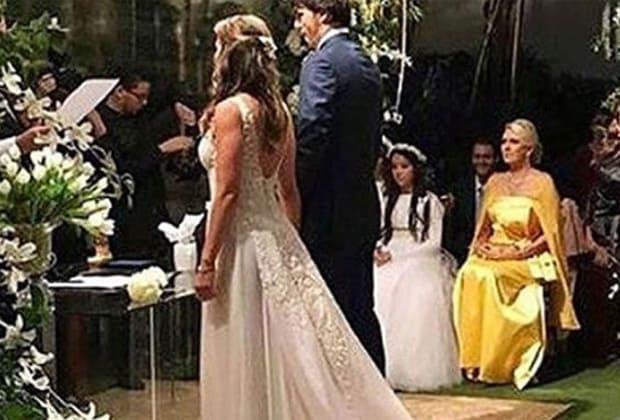 Saiba o que rolou na festa de casamento de Patrícia Abravanel