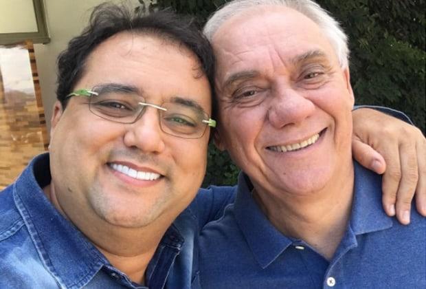 Geraldo Luís publica mensagens misteriosas sobre Marcelo Rezende e deixa fãs apreensivos