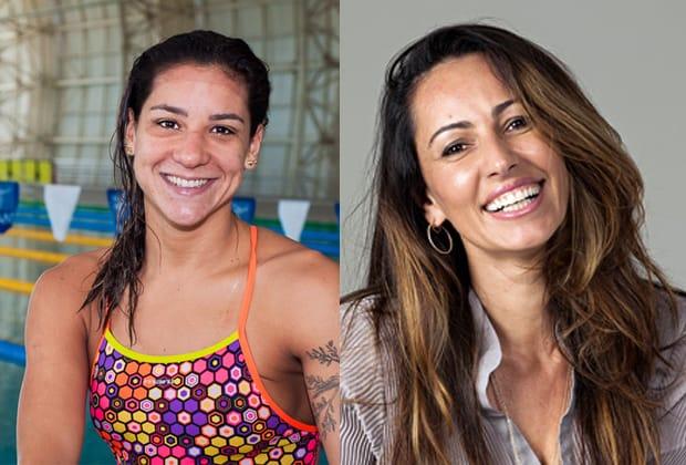 No Twitter, atletas olímpicas batem boca e trocam farpas por causa de Aécio Neves