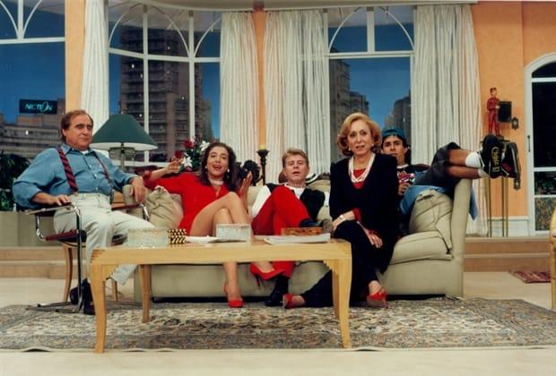 """O elenco do """"Sai de Baixo"""": inspiração para longa-metragem."""