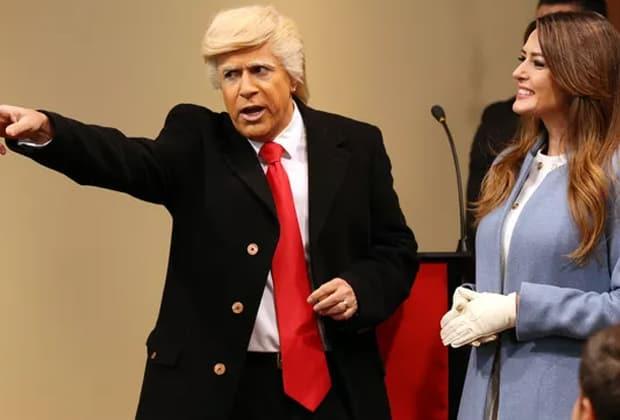 Por sugestão de Jimmy Fallon, Tom Cavalcante imitará Donald Trump