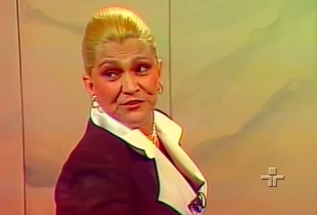 Entrevista de 1987 de Hebe Camargo viraliza e repercute muito na internet; saiba motivo