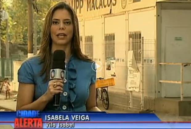 Demitida da Record, repórter Isabela Veiga desabafa no Facebook; veja